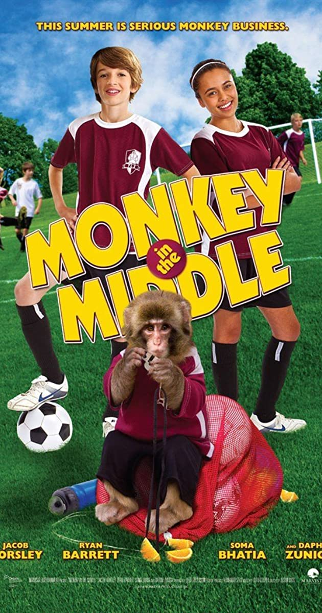 Subtitle of Monkey in the Middle