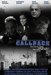Primary photo for Callback