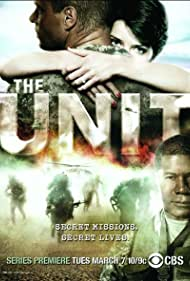 Scott Foley, Dennis Haysbert, and Audrey Marie Anderson in The Unit (2006)