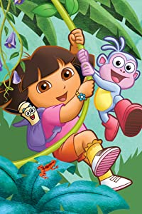 Dora's Great Roller Skate Adventure by