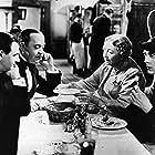 Basil Radford, Naunton Wayne, and May Whitty in The Lady Vanishes (1938)