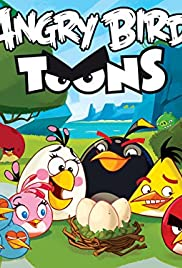 Angry Birds Toons Poster