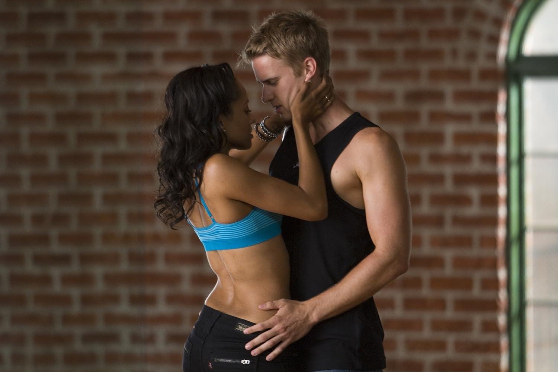 Kat Graham and Randy Wayne in Honey 2 (2011)