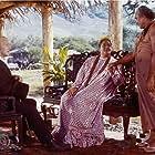 Max von Sydow, Jocelyne LaGarde, and Ted Nobriga in Hawaii (1966)