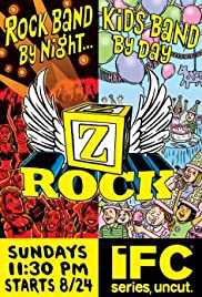 Z Rock Poster - TV Show Forum, Cast, Reviews