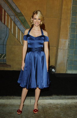January Jones at an event for The Three Burials of Melquiades Estrada (2005)