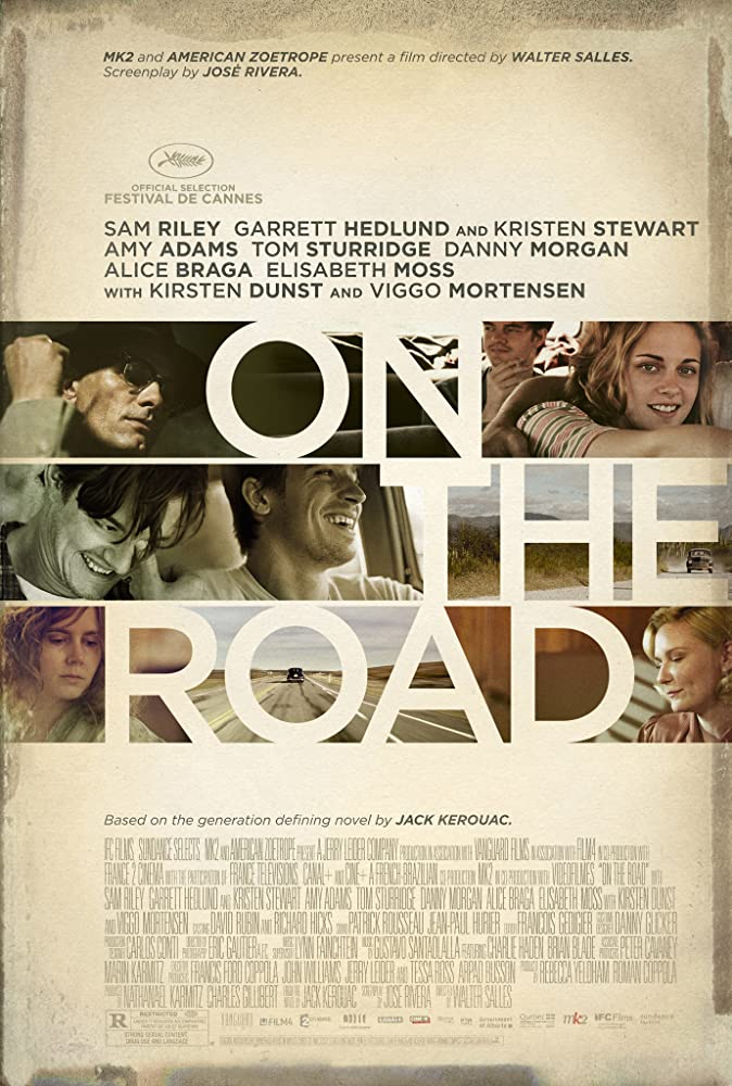 Katrine De Candole, Maria Von Ritchie Lopez, and Aurora Maria Lopez in On the Road (2012)