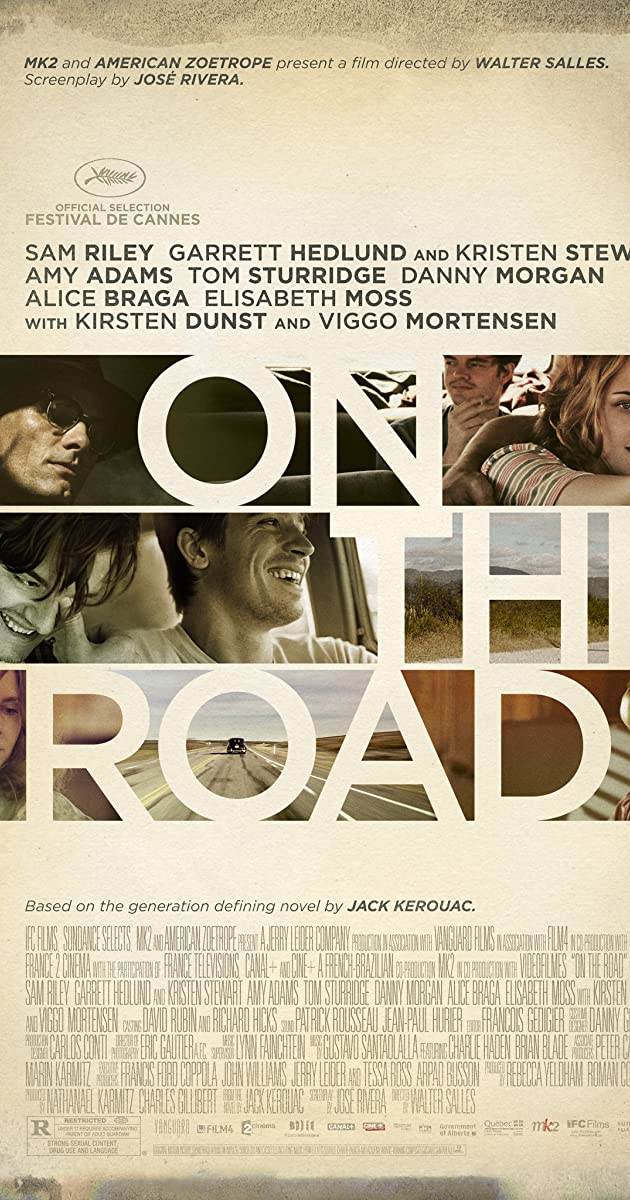 Subtitle of On the Road