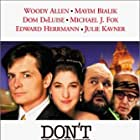 Woody Allen, Michael J. Fox, Dom DeLuise, Julie Kavner, and Mayim Bialik in Don't Drink the Water (1994)