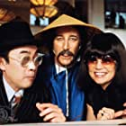 Peter Sellers, Dyan Cannon, and Burt Kwouk in Revenge of the Pink Panther (1978)