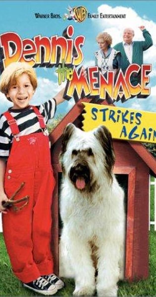 Dennis The Menace Strikes Again Cast