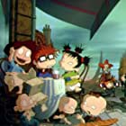 The Rugrats discover Cafe culture