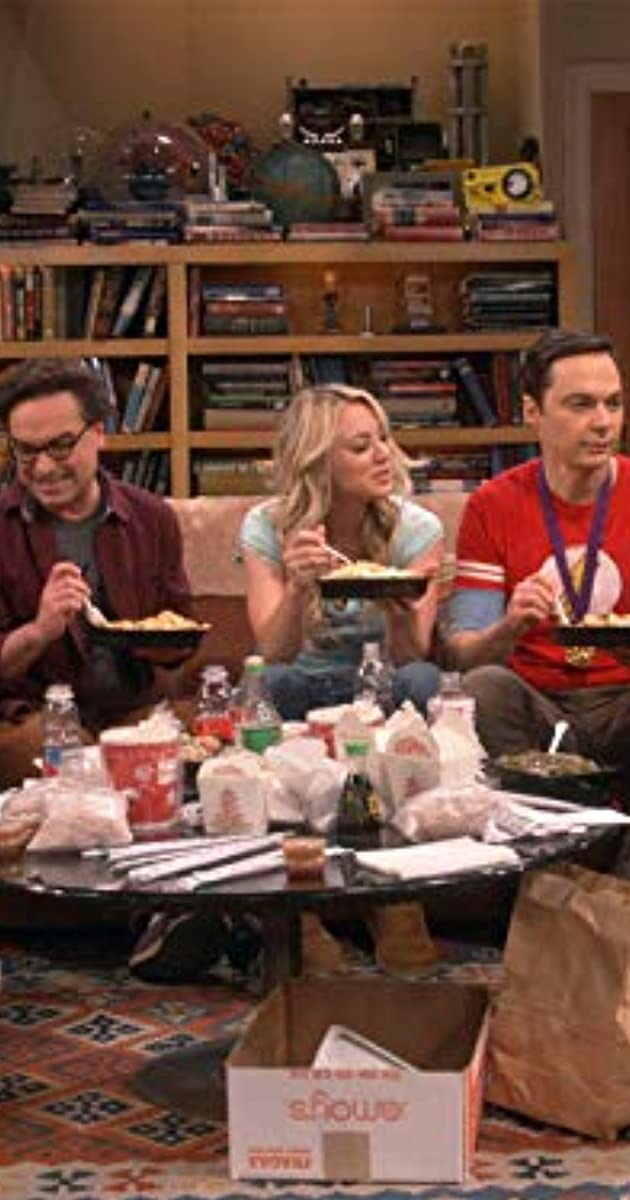 the big bang theory season 7 episode 19 coke and popcorn