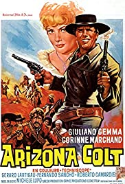 Arizona Colt (1966) Poster - Movie Forum, Cast, Reviews