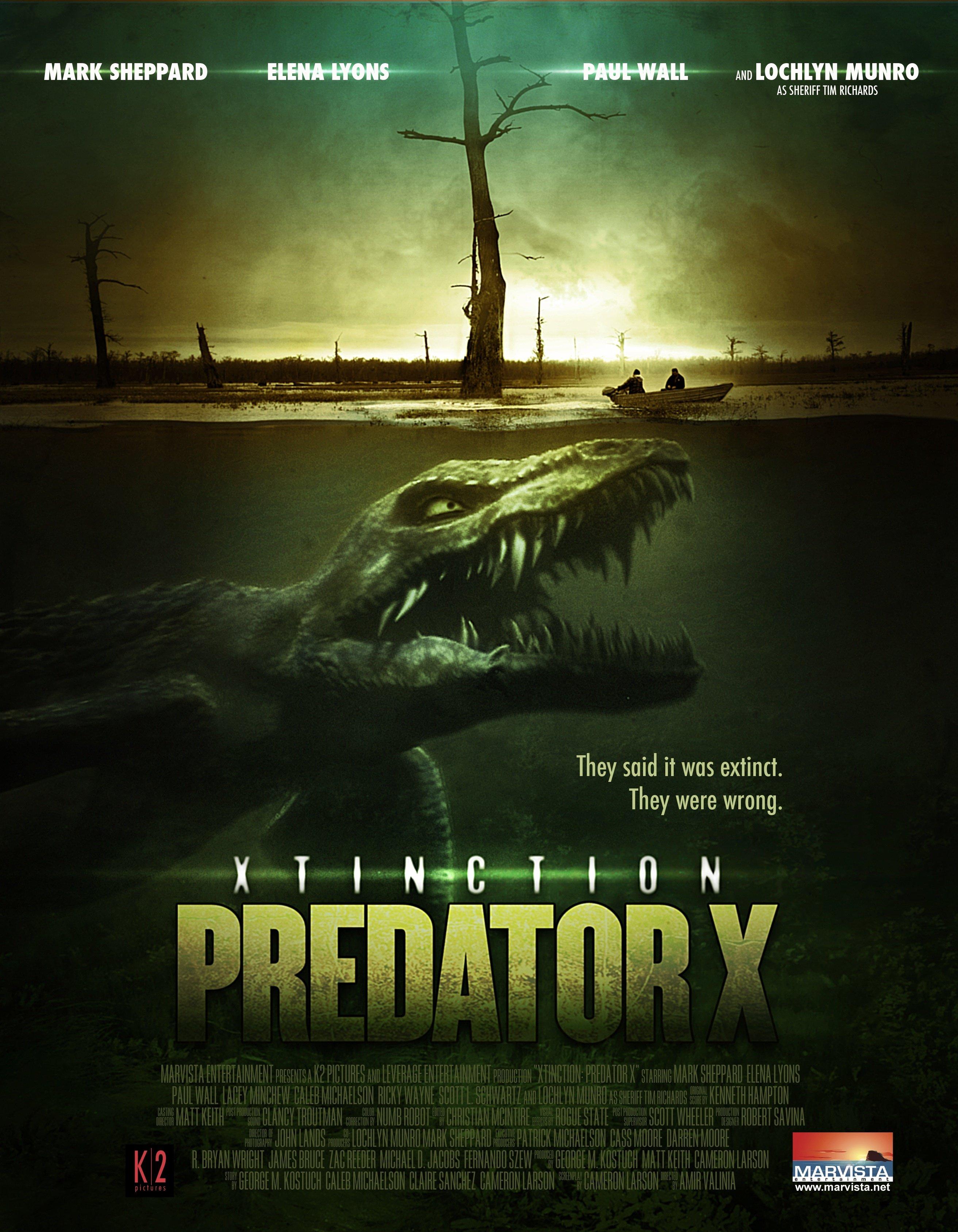 premium selection 6989b d4513 Xtinction  Predator X (2014) - IMDb