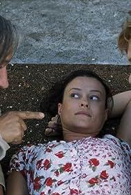 Jacques Boudet, Pascale Roberts, and Flore Grimaud in La faucheuse à ma mère (2004)