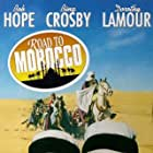 Bing Crosby and Bob Hope in Road to Morocco (1942)