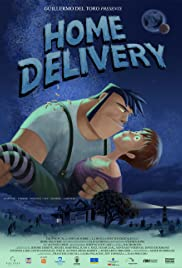 Home delivery: Servicio a domicilio Poster