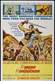Sword of the Conqueror (1961) Poster - Movie Forum, Cast, Reviews