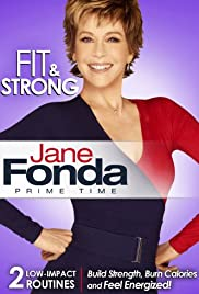 Jane Fonda: Prime Time - Fit & Strong Poster
