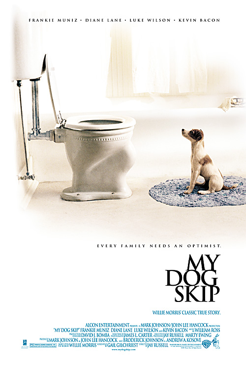 ŠUO SKIPAS (2000) / MY DOG SKIP