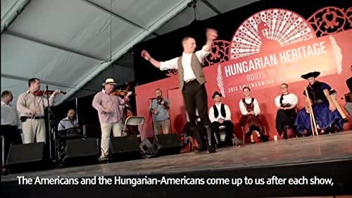 Featuring amazing folk music, energetic dancing, and behind-the-scenes comedy, this personal documentary paints a unique portrait about the key artists and musicians behind today's Hungarian Folk Revival Movement. Filmed primarily at the Smithsonian Folklife Festival in Washington D.C., the film is about everything that happened beyond the stage, from the dressing room to the hotel, and about how this unique revival movement has affected each character's life. A must-see for anyone interested in world music, folk dancing, and world culture -- and also for those who think folk revival is boring and out-dated.