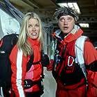 Devon Sawa and Bridgette Wilson-Sampras in Extreme Ops (2002)