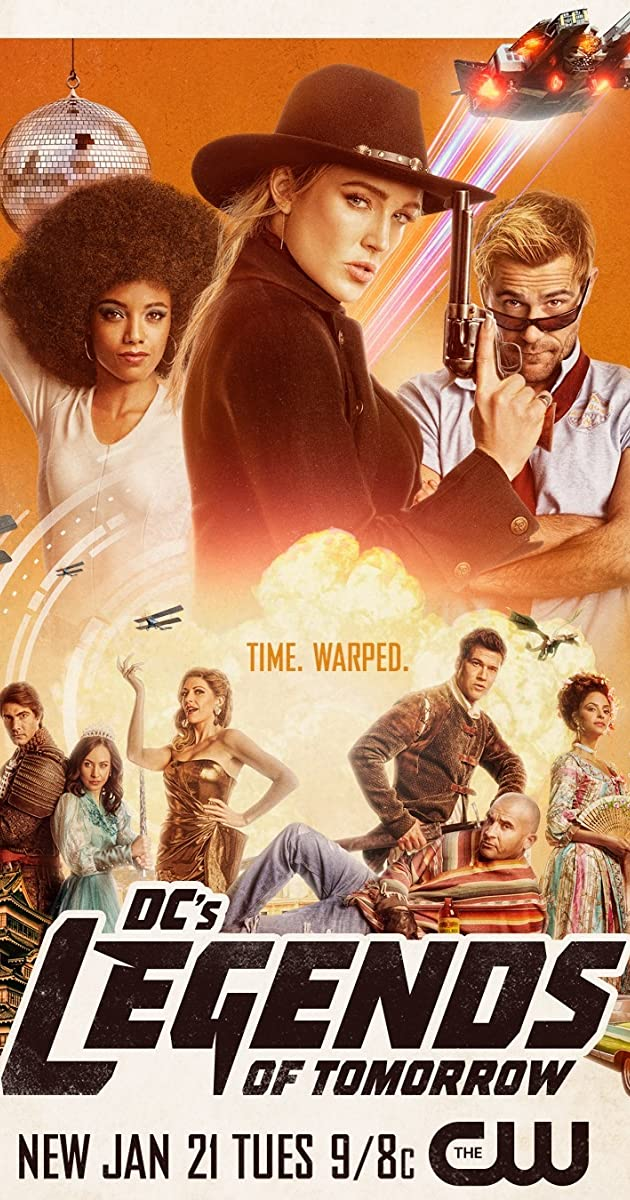 Dc S Legends Of Tomorrow Tv Series 2016 Imdb