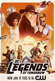 DCs Legends of Tomorrow (Legends of Tomorrow) Poster