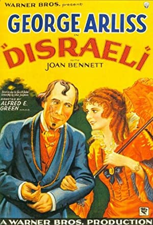 Disraeli Cartel de la película