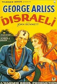 Primary photo for Disraeli