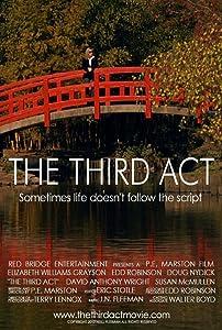 TV movies downloads The Third Act  [1280x768] [720x1280] by Neill Fleeman