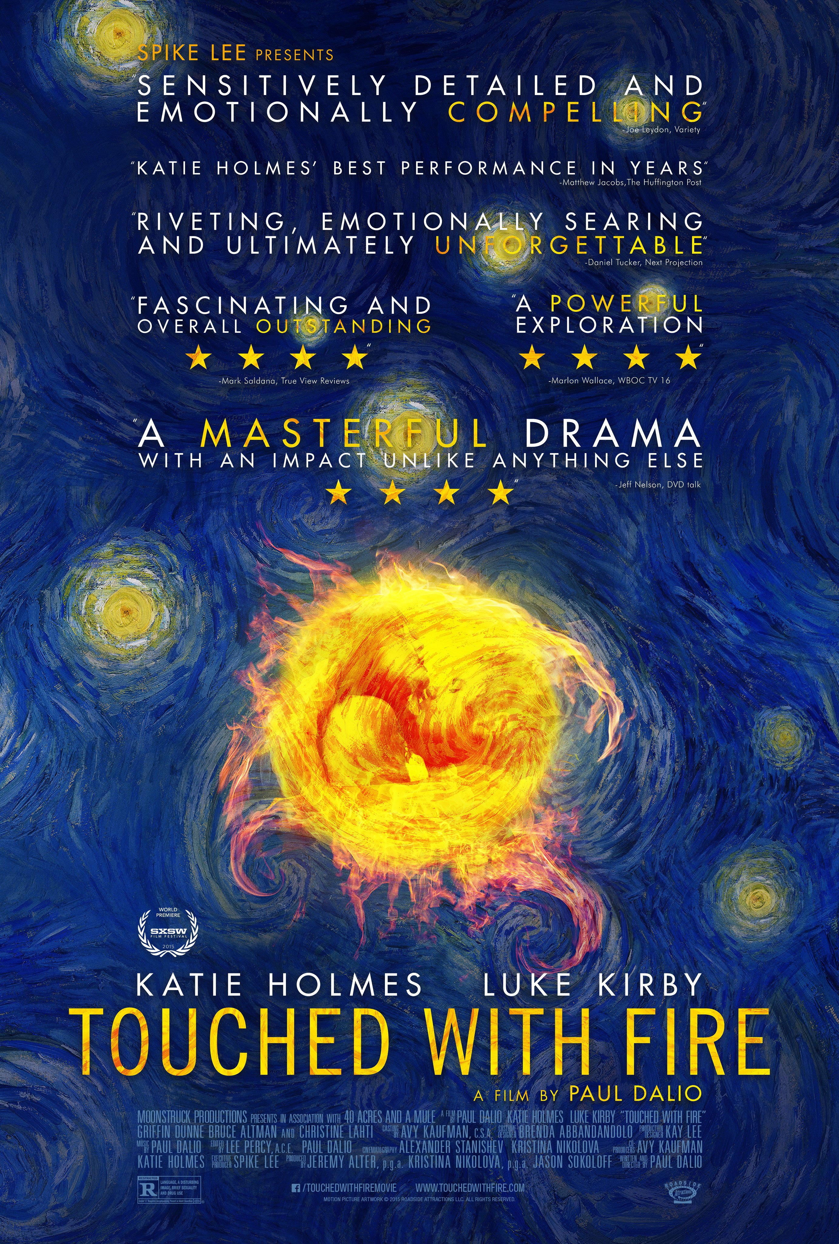 Touched With Fire 2015 Imdb