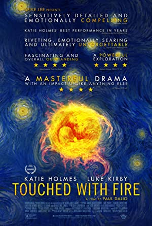 Where to stream Touched with Fire