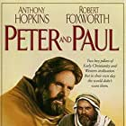 Anthony Hopkins and Robert Foxworth in Peter and Paul (1981)