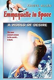 Emmanuelle: A World of Desire Poster