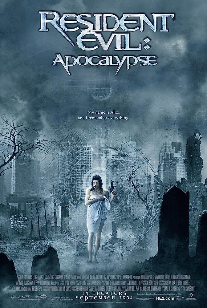 ბოროტების სავანე-აპოკალიფსი / RESIDENT EVIL: APOCALYPSE