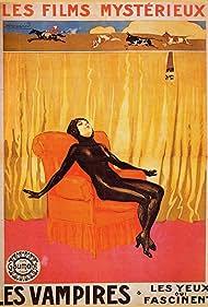 Les vampires (1916) Poster - Movie Forum, Cast, Reviews