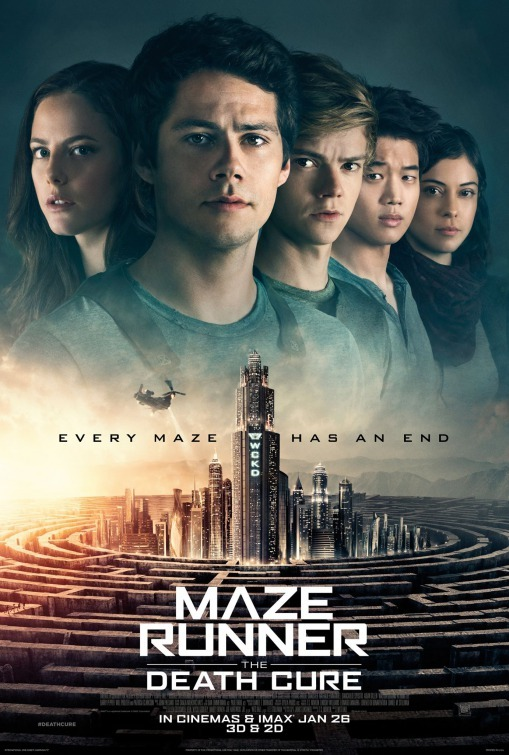 Maze Runner 3 Hindi Dubbed Watch Online Full The Death Cure