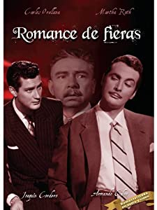 New movies sites download Romance de fieras [BDRip]