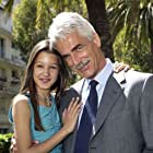 Sam Elliott and Valentina de Angelis at an event for Off the Map (2003)