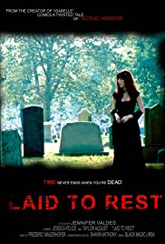 Laid to Rest Poster