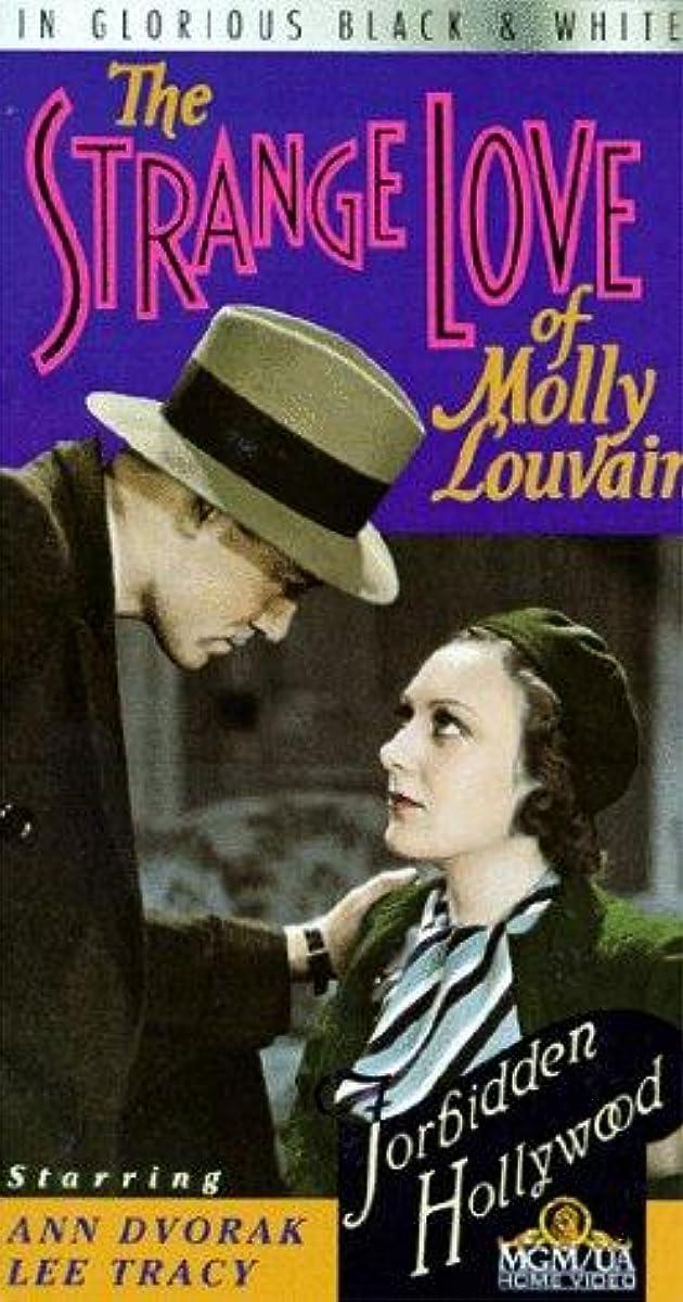 the strange love of molly louvain  1932
