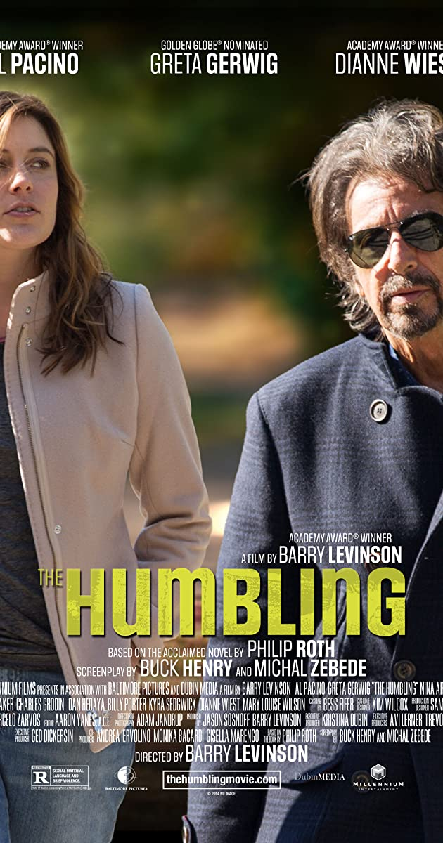 Subtitle of The Humbling