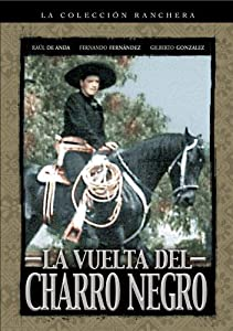 MP4 movies ipod download La vuelta del Charro Negro [720