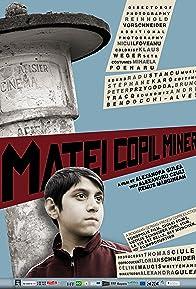 Primary photo for Matei copil miner