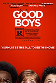Good Boys (2019) Poster - Movie Forum, Cast, Reviews
