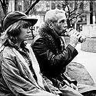"""""""Slap Shot,"""" Paul Newman & Lindsay Crouse."""