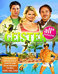 Movie download for free Geister: All Inclusive [QuadHD]