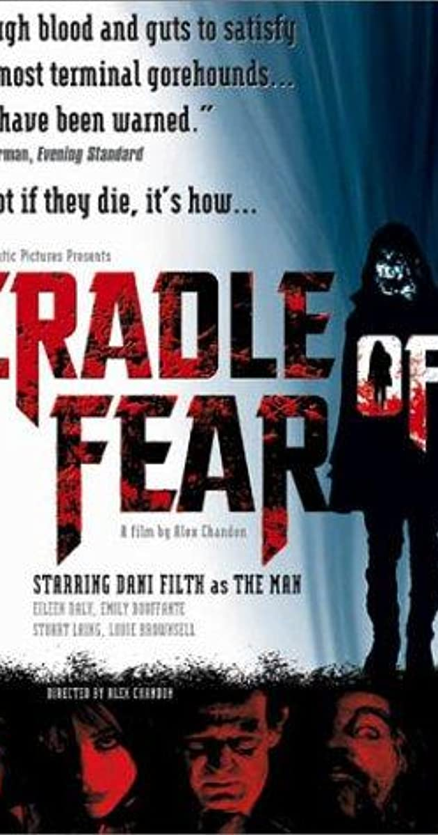 Subtitle of Cradle of Fear